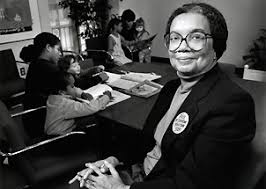 Marian Wright founder of the Children's Defense Fund